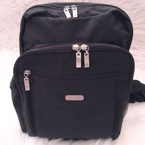 Baggallini Messenger Crossbody Bag Black